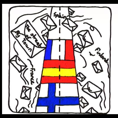 Logo Proyecto KA2 Las Calles de mi Pueblo